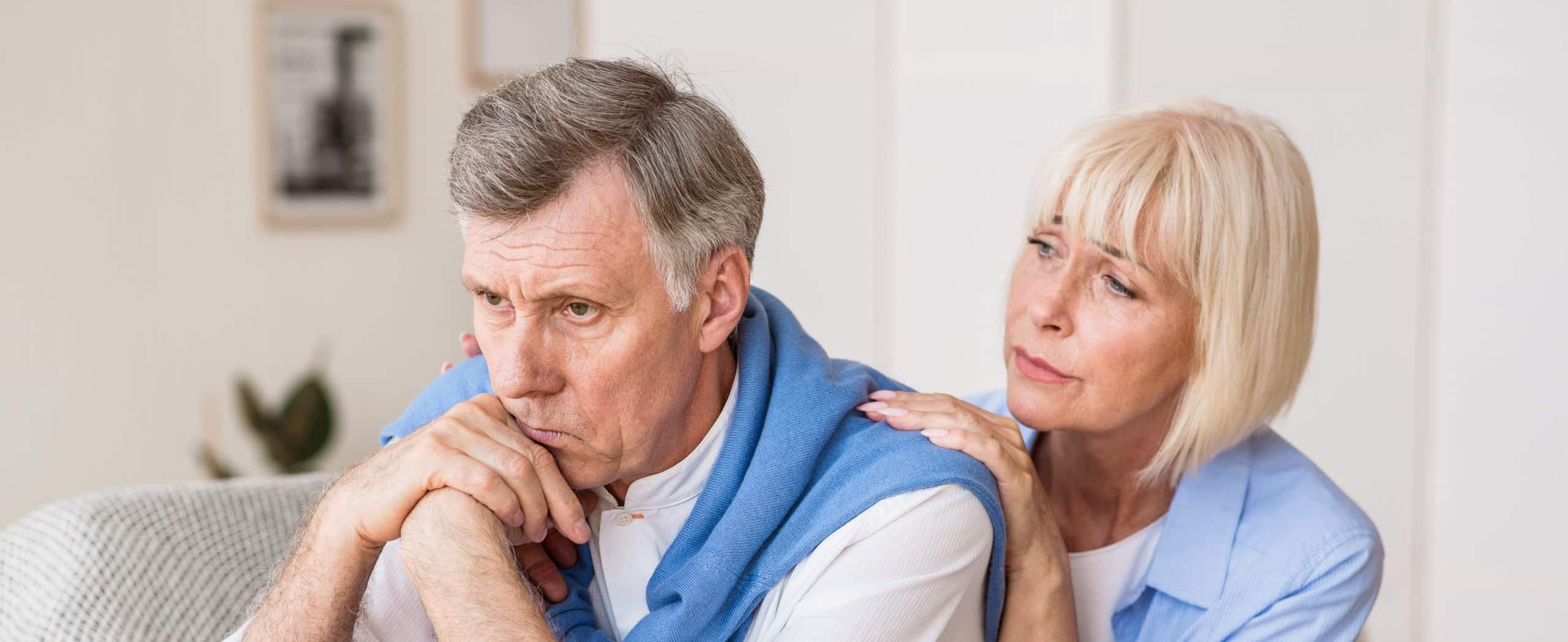 Interview zur späten Scheidung
